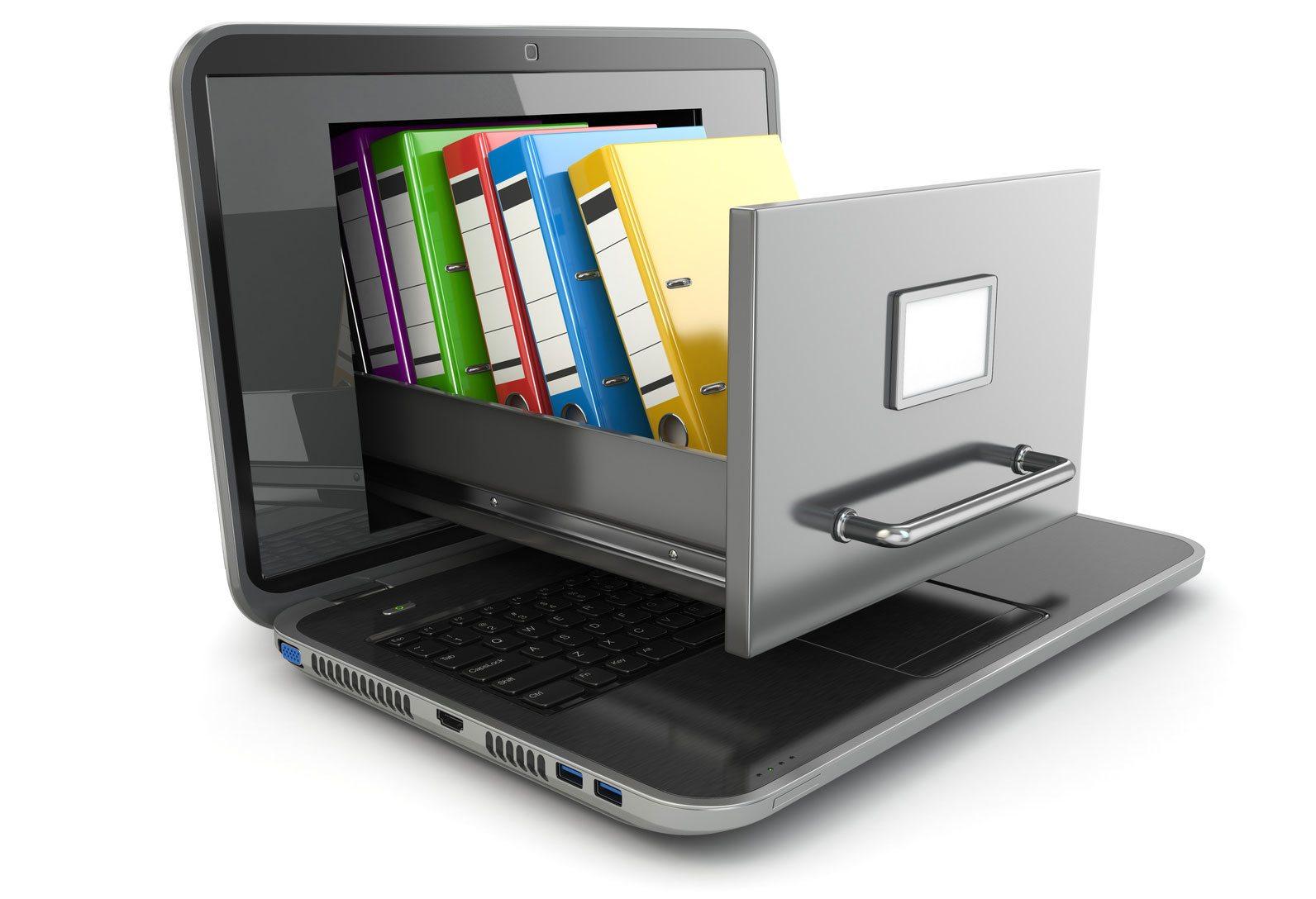 Archivierung und Digitalisierung von Unterlagen